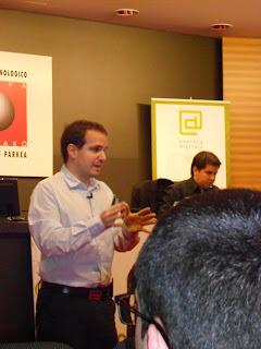 Imagen de Javier Eguíluz y Miguel Sánchez en  #i2013