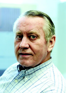 Irish American philanthropist Chuck Feeney