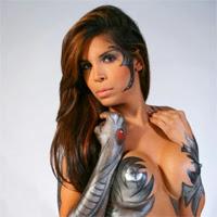 El Cosplay es mejor con Body Painting (Vol.1)