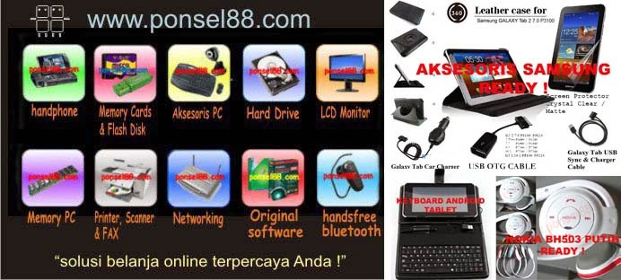 Gadgets, Computers & Phones Accs (Bluetooth Handsfree / Headset murah mulai 70rb-an)