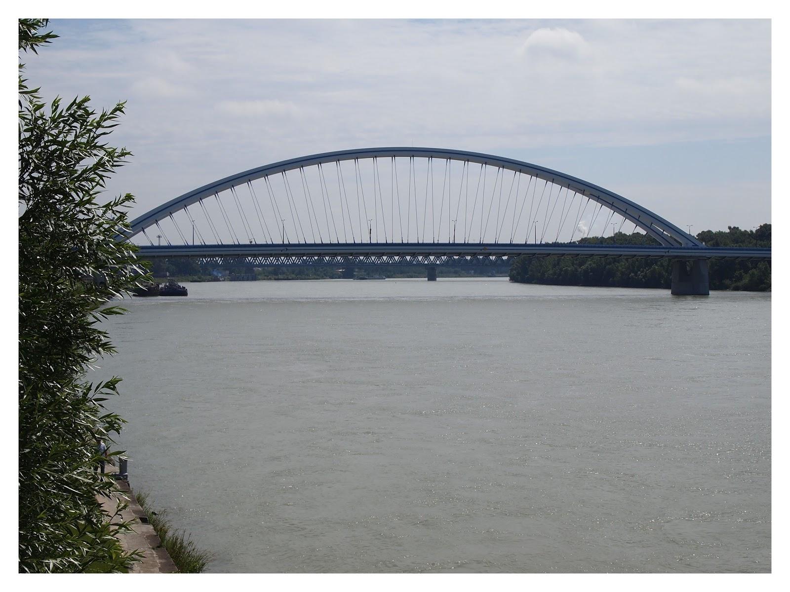 In Bratislava on summer 2012