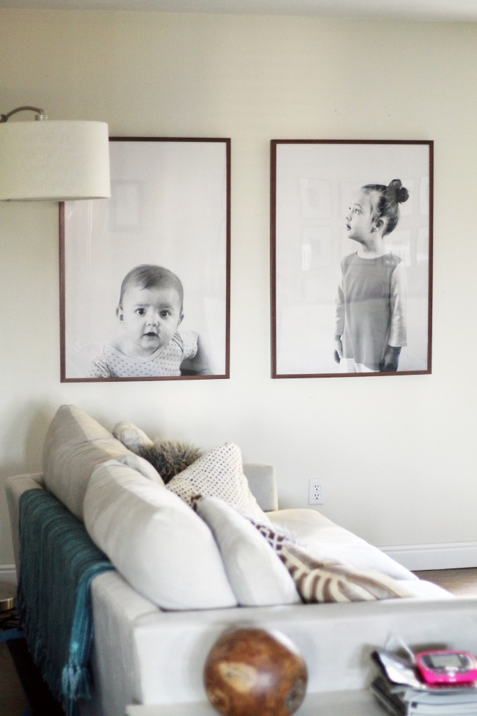 kids portraits printed in engineer prints