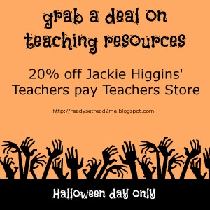 halloween, halloween printables, free, sale, teachers pay teachers, ready set read