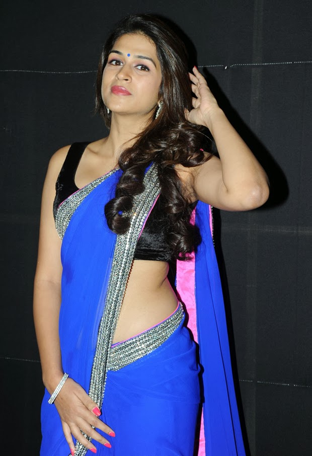 kerala mallu hot aunty actress shraddha das spicy saree pallu drop