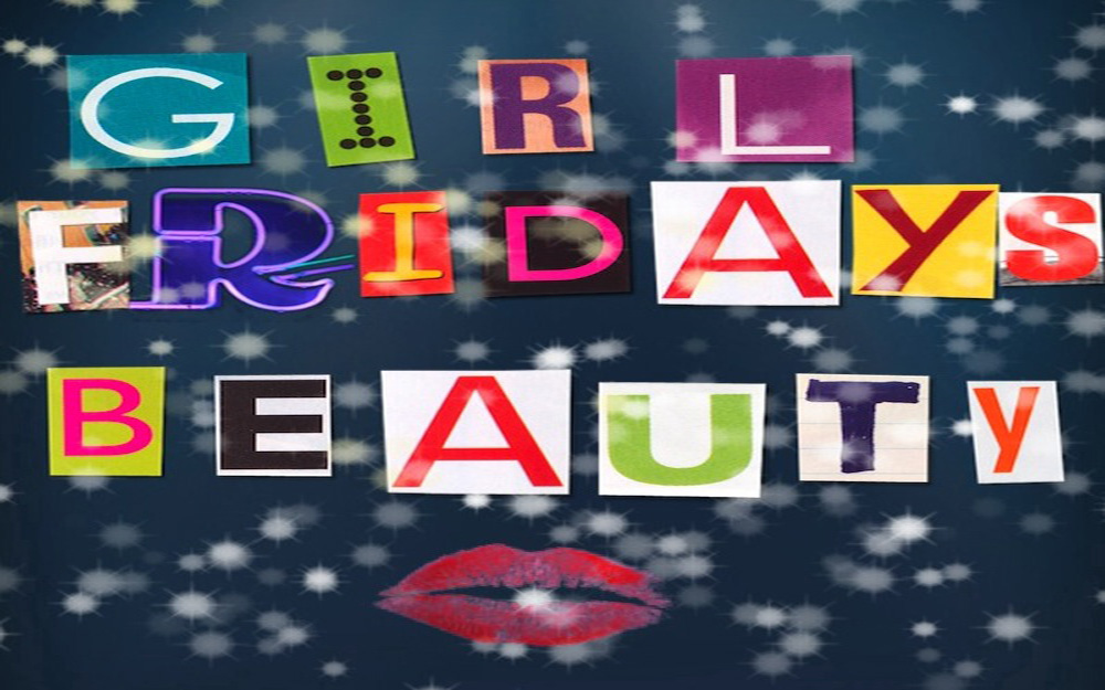 Girl Friday's Beauty Blog