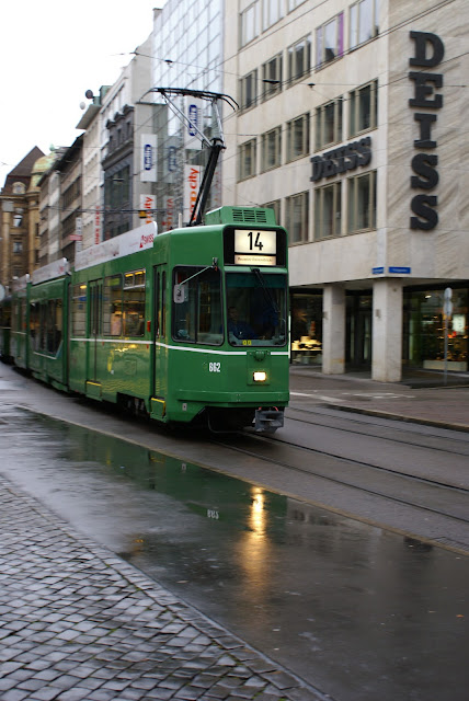 Swiss European Tram