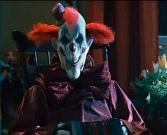 The sky has fallen killer clown museum for Killer clown movie