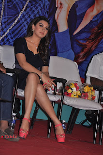 Hansika Motwani Pictures in Short Dress at Theeya Velai Seiyyanum Kumaru Single Track Audio Launch  0032.jpg