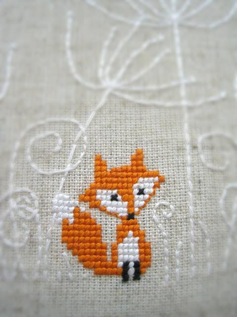 fox лисичка