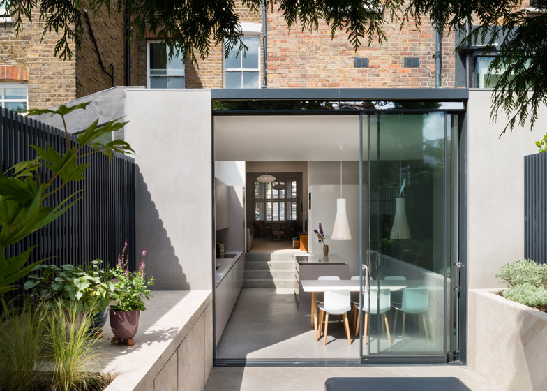 Polished house by architecture for london arc art blog by daniele