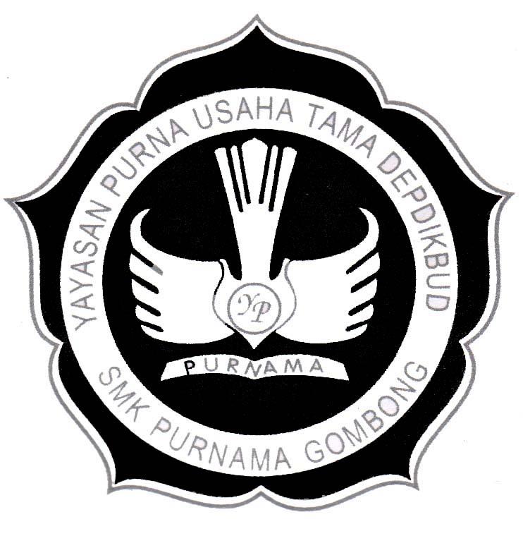logo smk purnama gombong