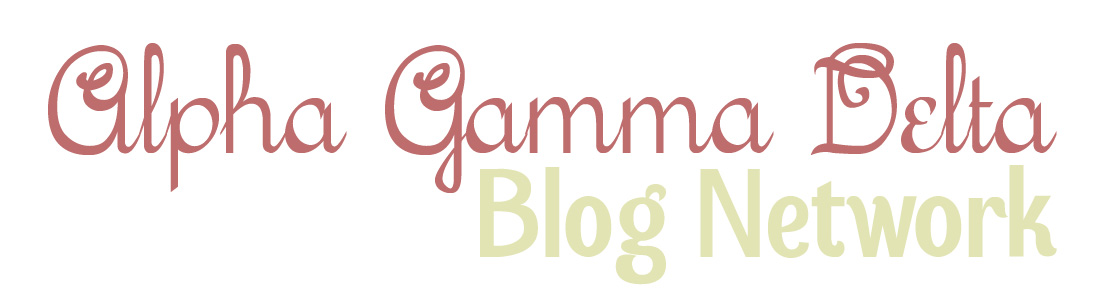 Alpha Gamma Delta Blog Network