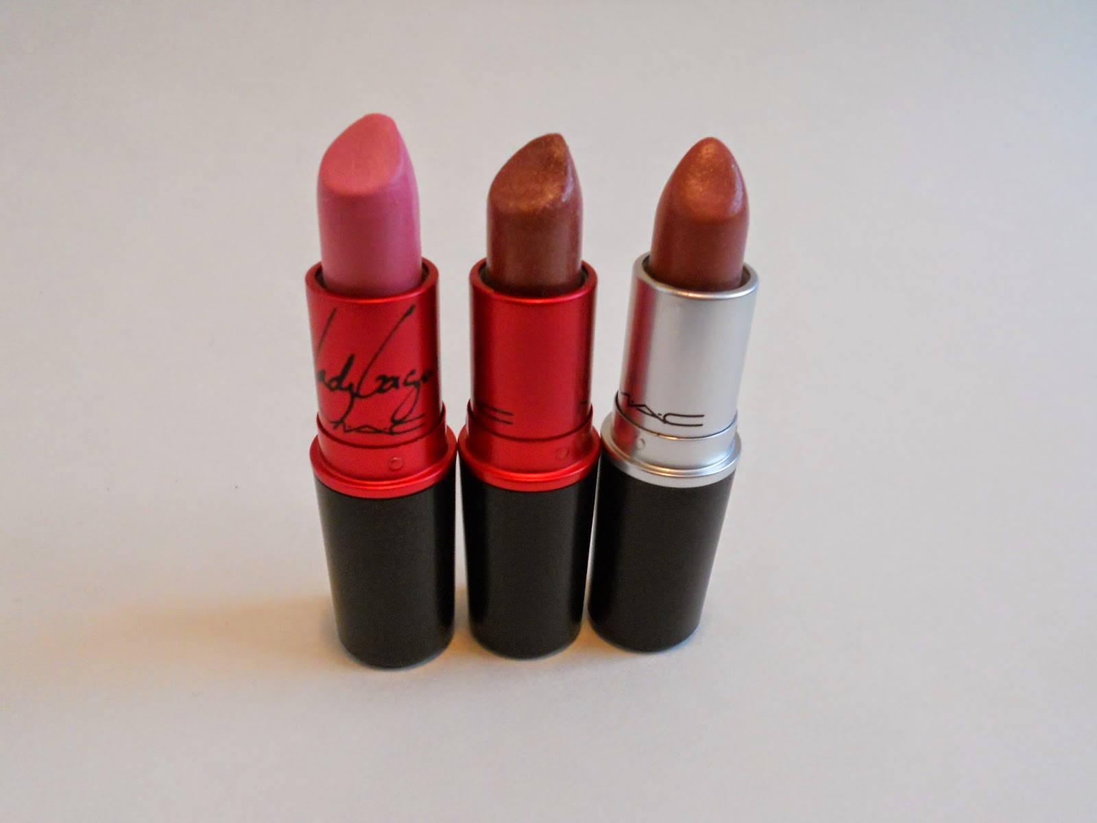 Viva Glam Gaga, Viva Glam V and Patisserie