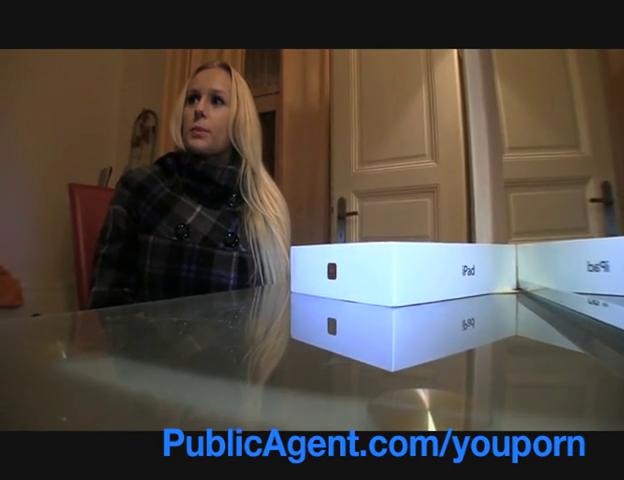public agent, amateur, blowjob, west, milf, teen, blonde,