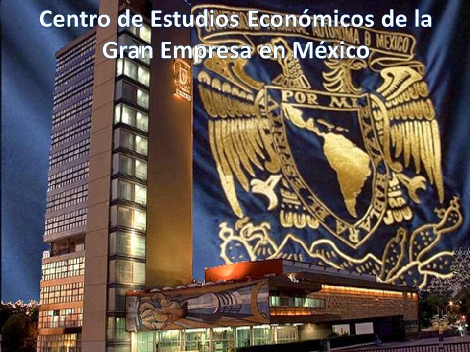 Centro de Estudios Económicos de la Gran Empresa en México