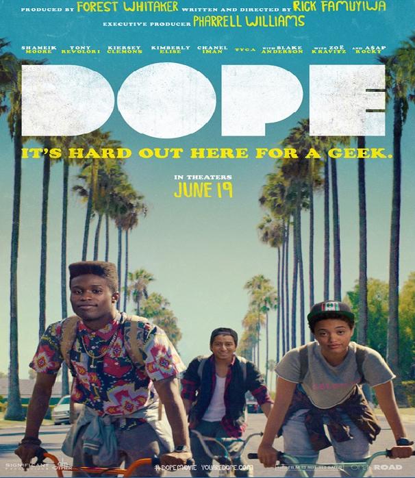 [MASTER มาใหม่] DOPE (2015) โด๊ป [MASTER][1080P] [เสียงไทยมาสเตอร์ 5.1]