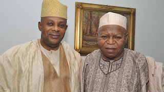 James Faleke and Late Abubakar Audu