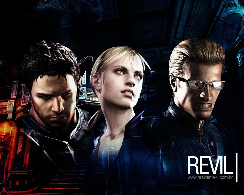 Resident Evil HD & Widescreen Wallpaper 0.396194197209065