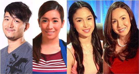 Life Stories of Julia and Marjorie Barretto, Angeline Quinto and Jason Francisco Shared on 'SIR' (April 13)