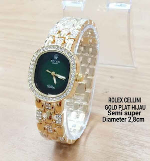 Rolex Celini Mini Hijau