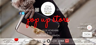 POP UP con I LOVE MELITA