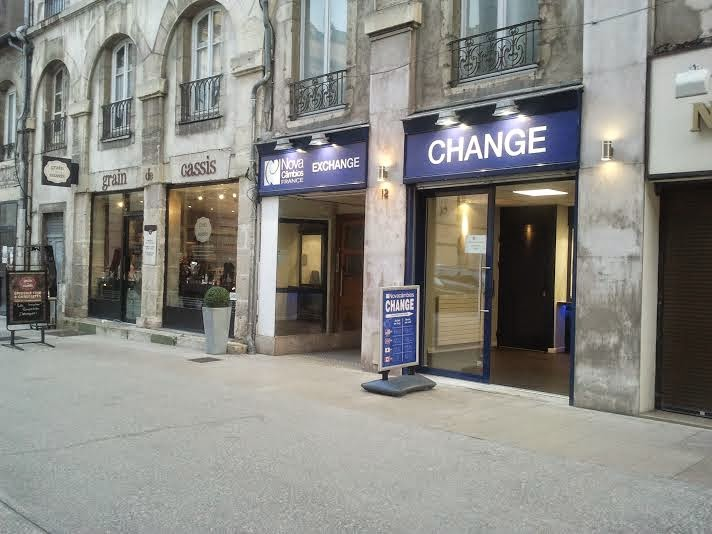 bureau de change a dijon