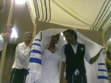 Hebraic Messianic wedding-07-03- 2011
