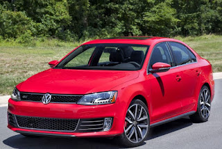 2015 New VW Jetta GLI Edition front view