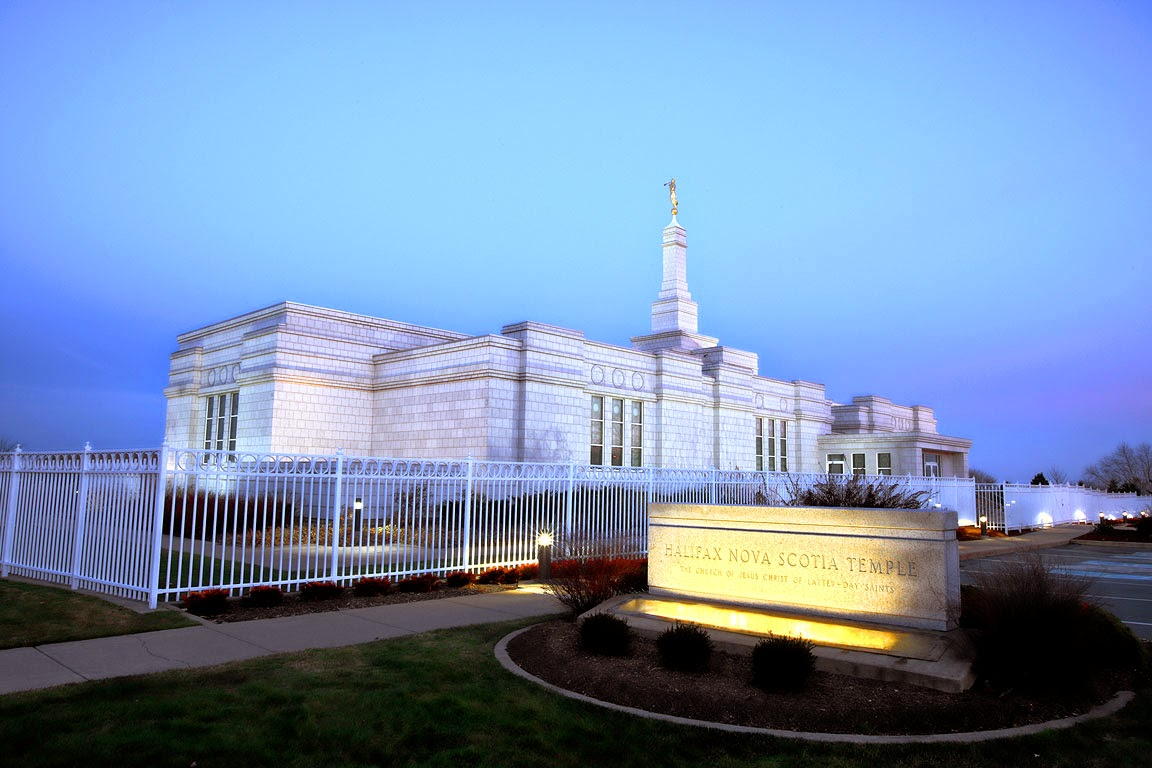 Halifax, Nova Scotia Temple