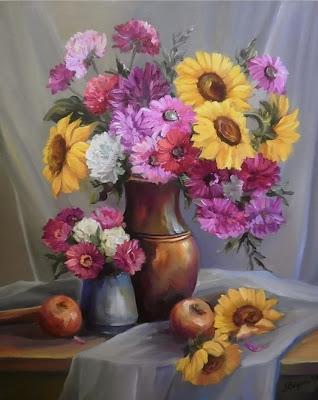 jarrones-con-flores