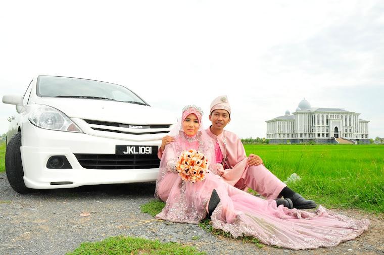 Shahrudin&Nabila2
