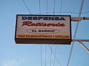 """Despensa y Rotiseria  """"El Barrio"""""""