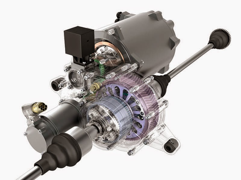 Tu M Nchen Develop Torque Vectoring Transmission For