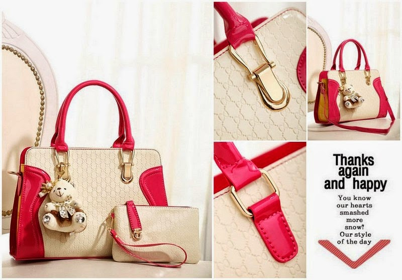 PCA1810 Colour Rosered Material PU Size L 33 W 13.5 H 24.5 Weight 1.1 Price Rp 170,000.00.jpg