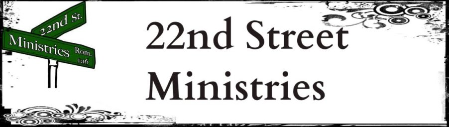 22nd Street Ministries