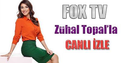 Zuhal Topalla Evlen Fox Tv