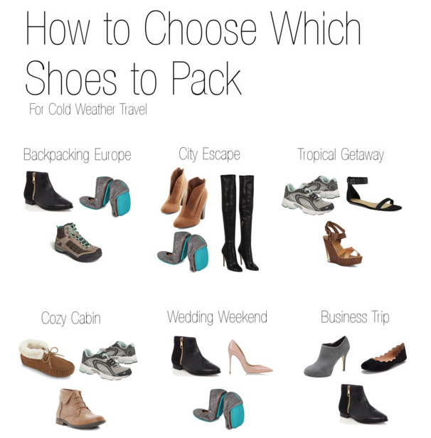 how to pack a suitcase for cold weather