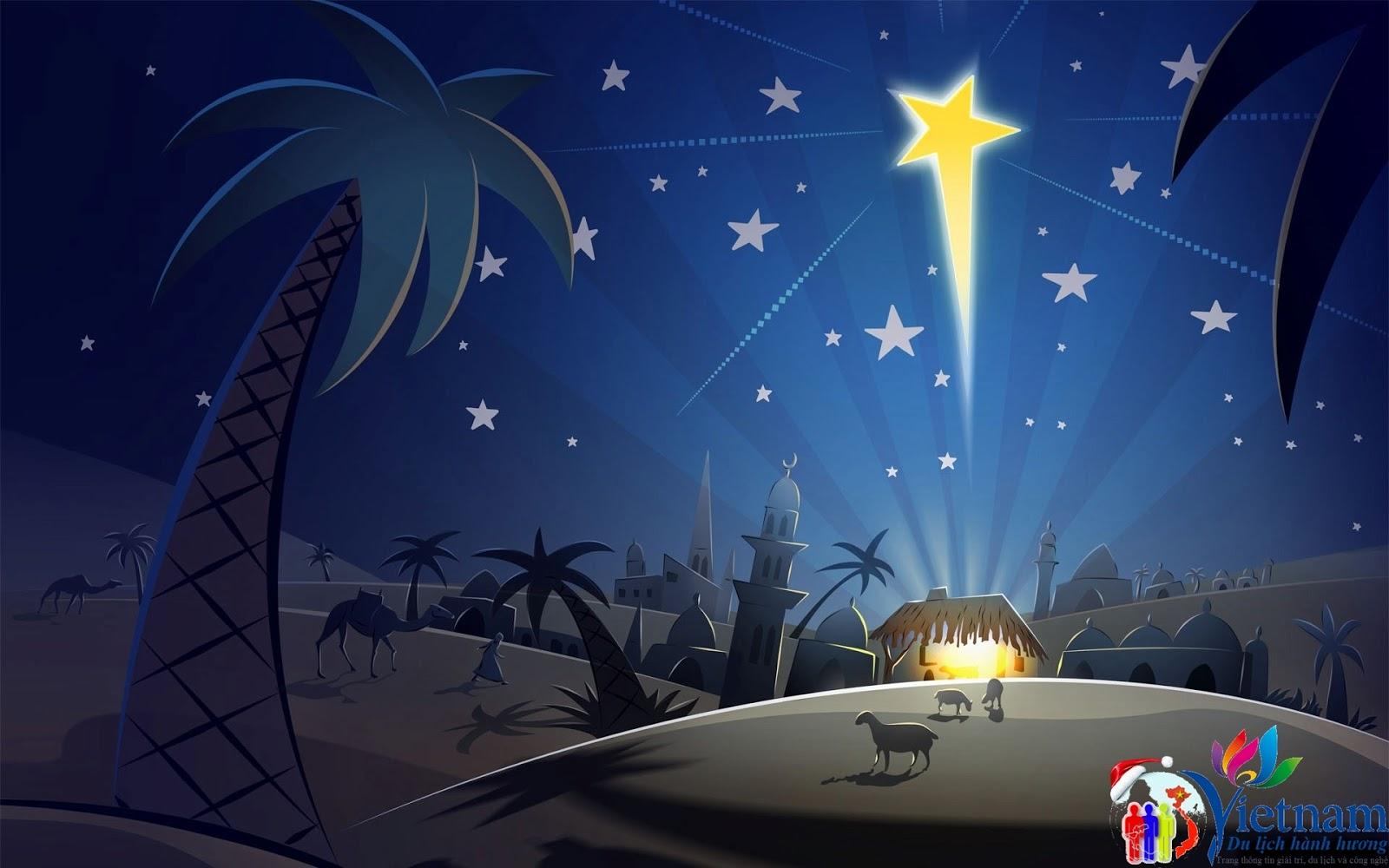 Câu chuyện đêm Giáng sinh.