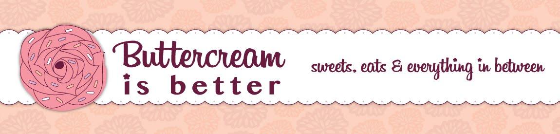 Buttercream Is Better