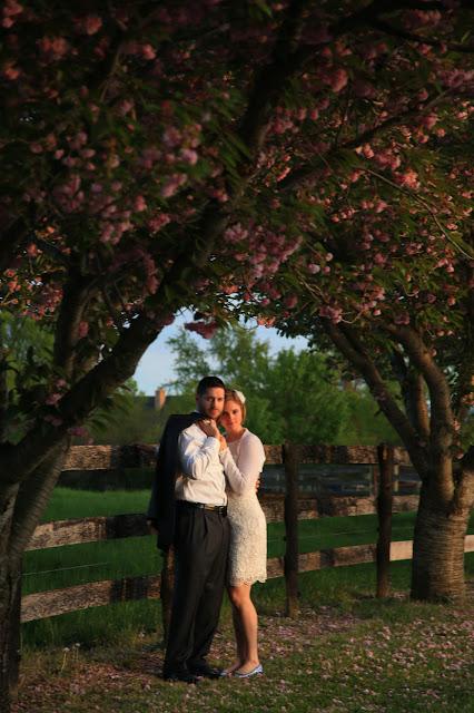 Weatherlea farm Bride and Groomn Photo