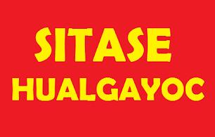 BLOG SITASE HUALGAYOC