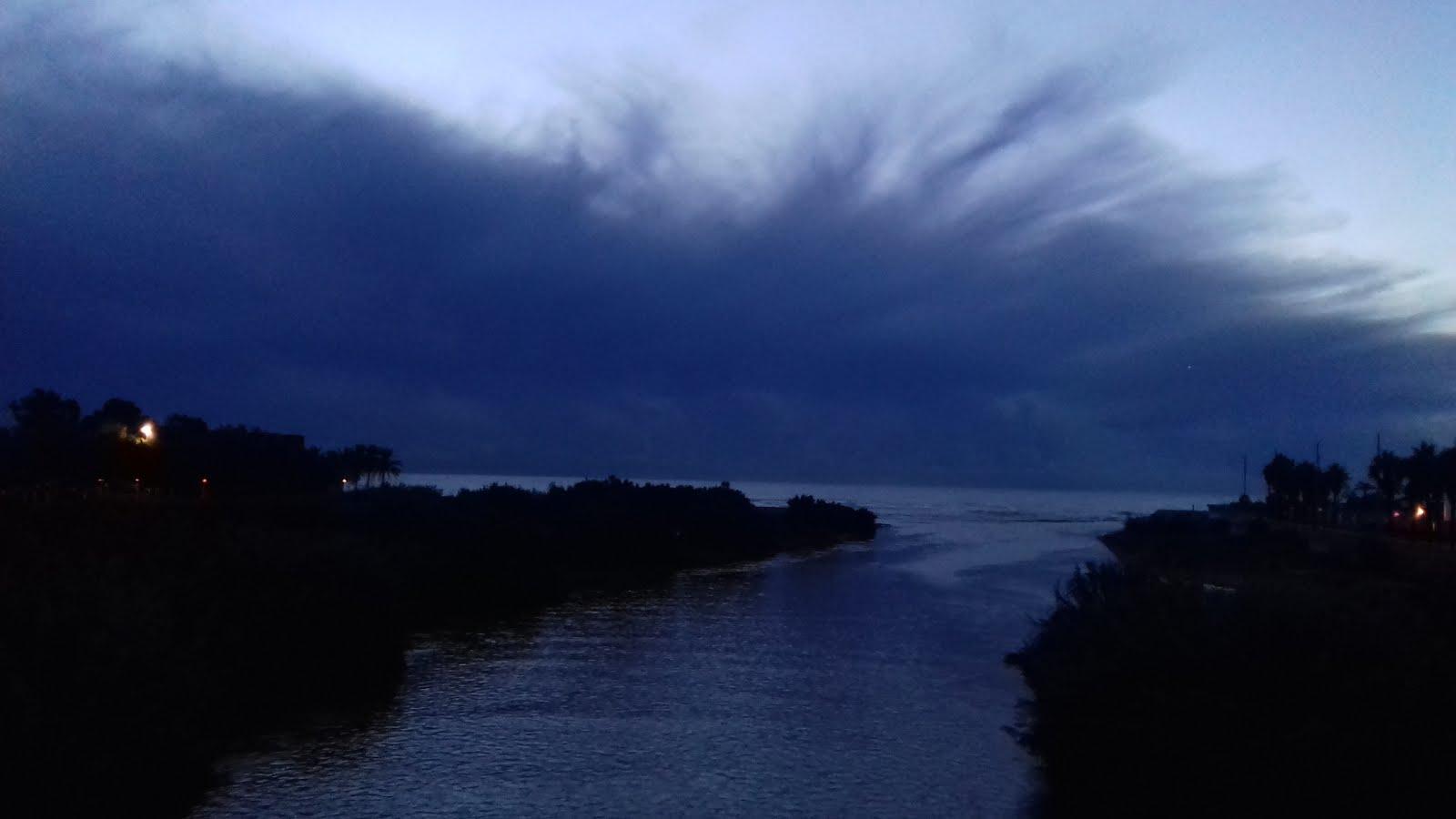 La mort del río Besos