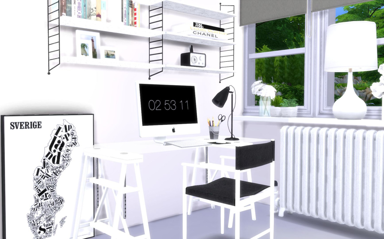 Sims 4 cc 39 s the best furniture by hvikis for The best furniture