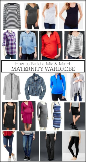Mix & Match Maternity