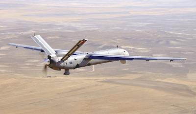 Drone canggih