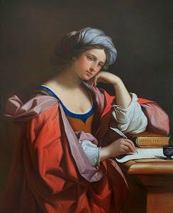 Sibilla Persica, by Benedetto Gennari