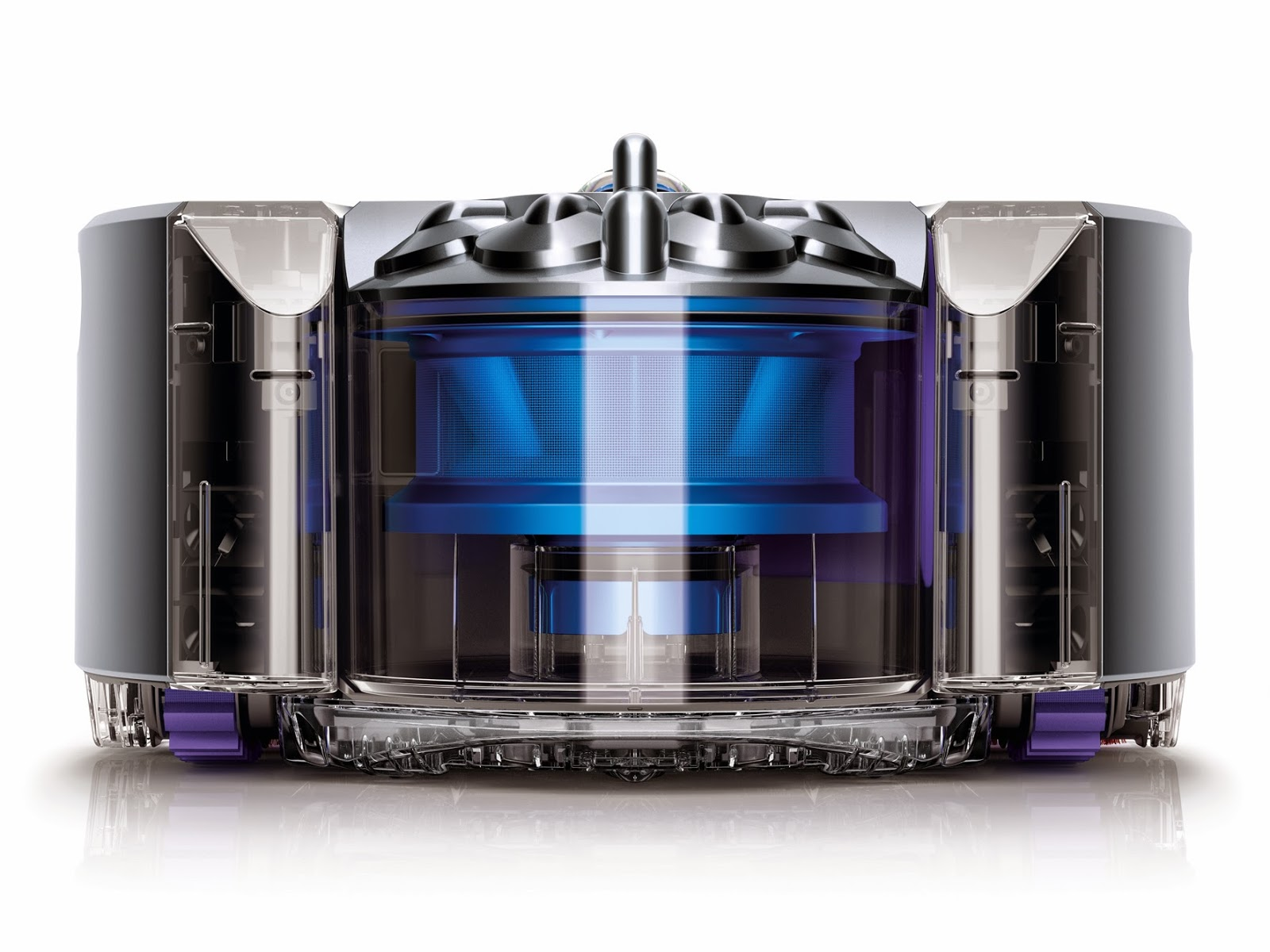 Atomlabor Blog on Tour - IFA 2014 |  Dyson 360eye Robot Vacuum Cleaner