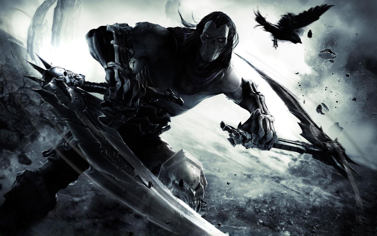 Darksiders 2 Game