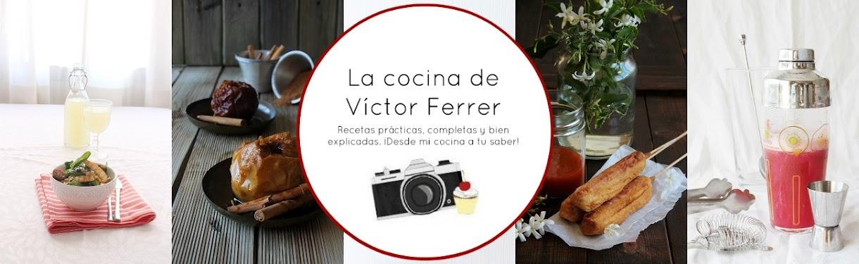 La cocina de Víctor Ferrer