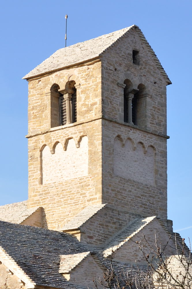 a glossary of romanesque architecture